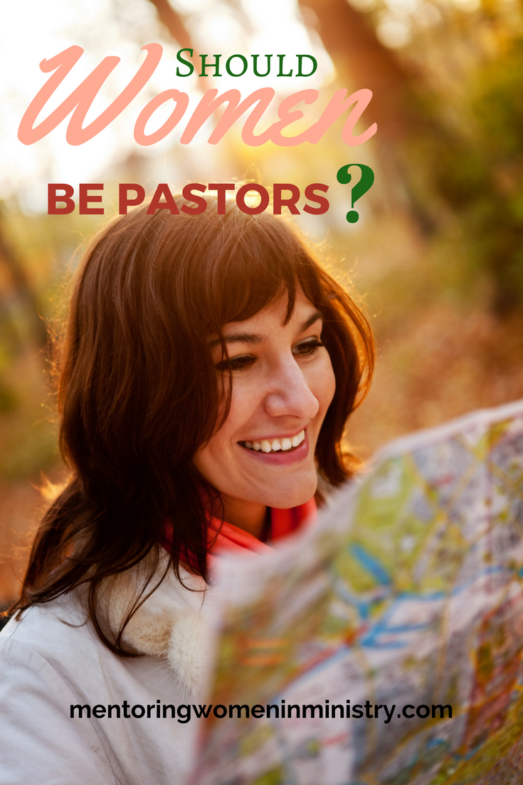 Should Women Be Pastors